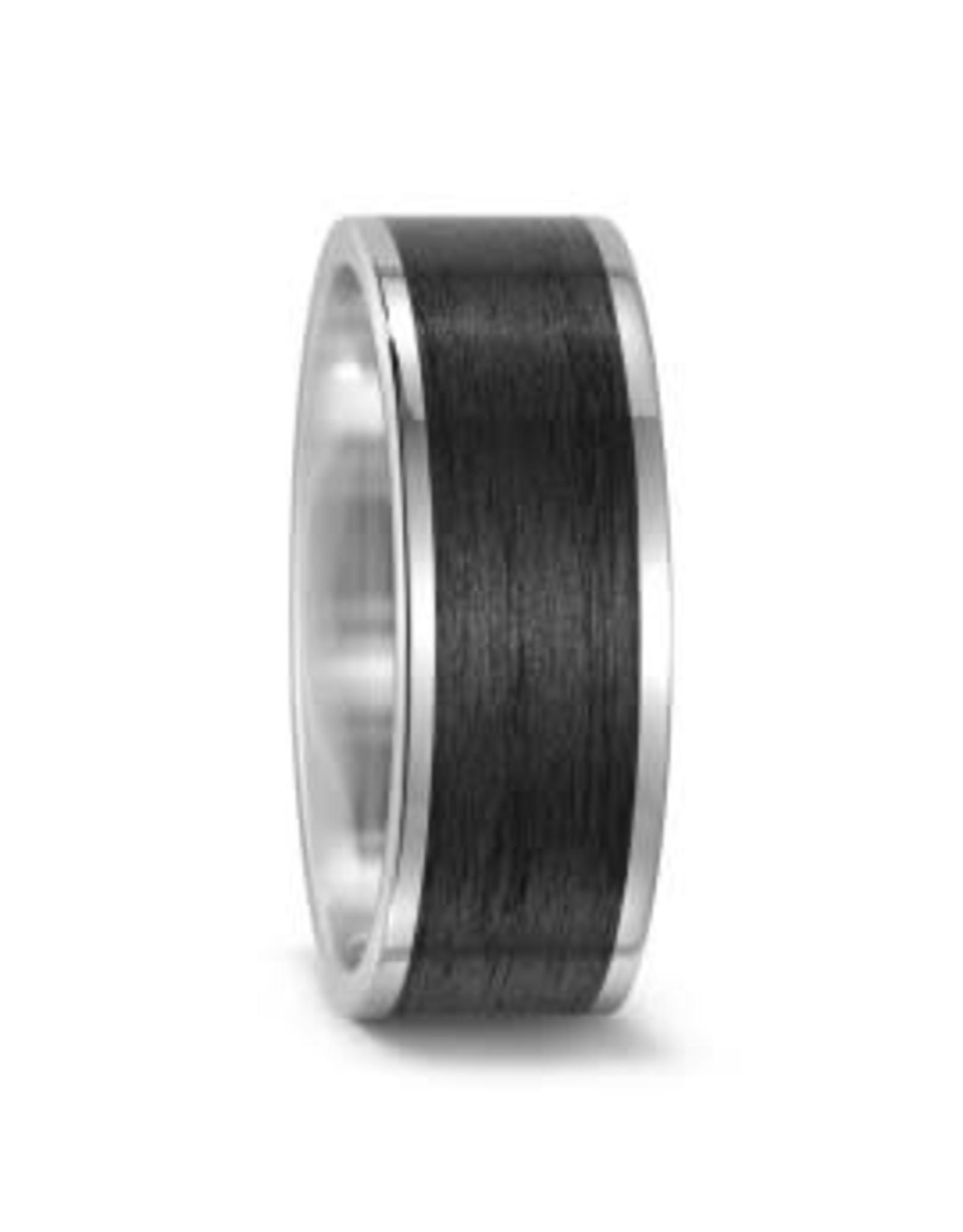 Titan Factory Ring Titan Factory Titanium TF/52488/000/000/20 - 8 mm maat 64
