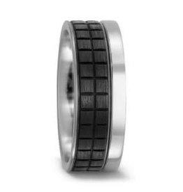 Titan Factory Ring Titan Factory Titanium TF/52493/001/000/20 - 8 mm maat 66