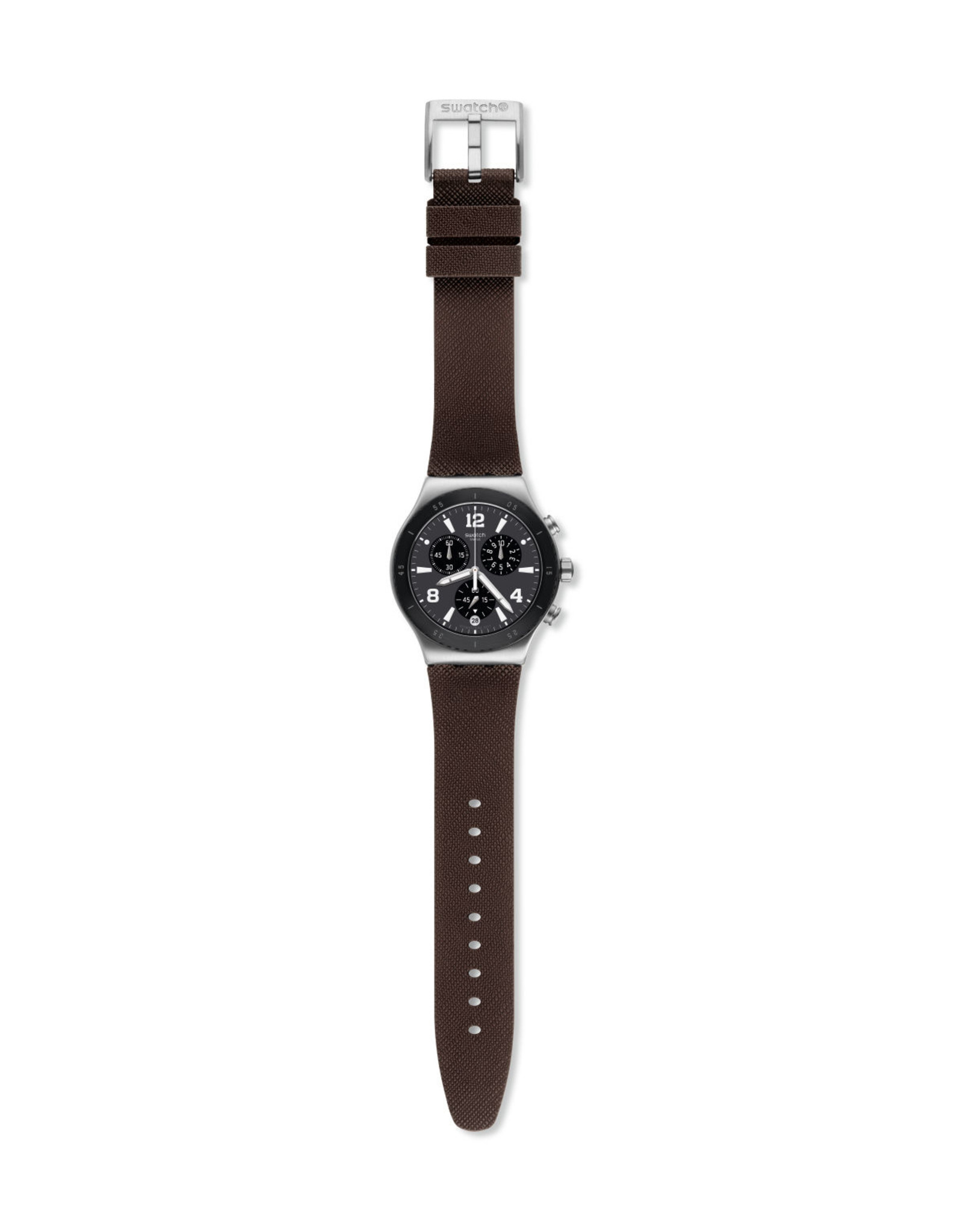 Swatch Swatch YVS450 DUO BROWN
