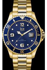 Ice Watch Ice Watch ICE Steel Women Gold Blue Medium