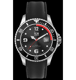 Ice Watch Ice Watch ICE Steel Black Silver 016030 Medium
