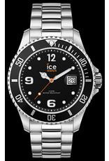 Ice Watch Ice Watch ICE Steel Black Silver Medium
