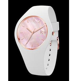 Ice Watch Ice Watch ICE Pearl White Pink Medium