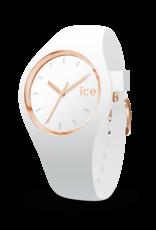 Ice Watch Ice Watch ICE Glam White Rosé Gold Medium 016901