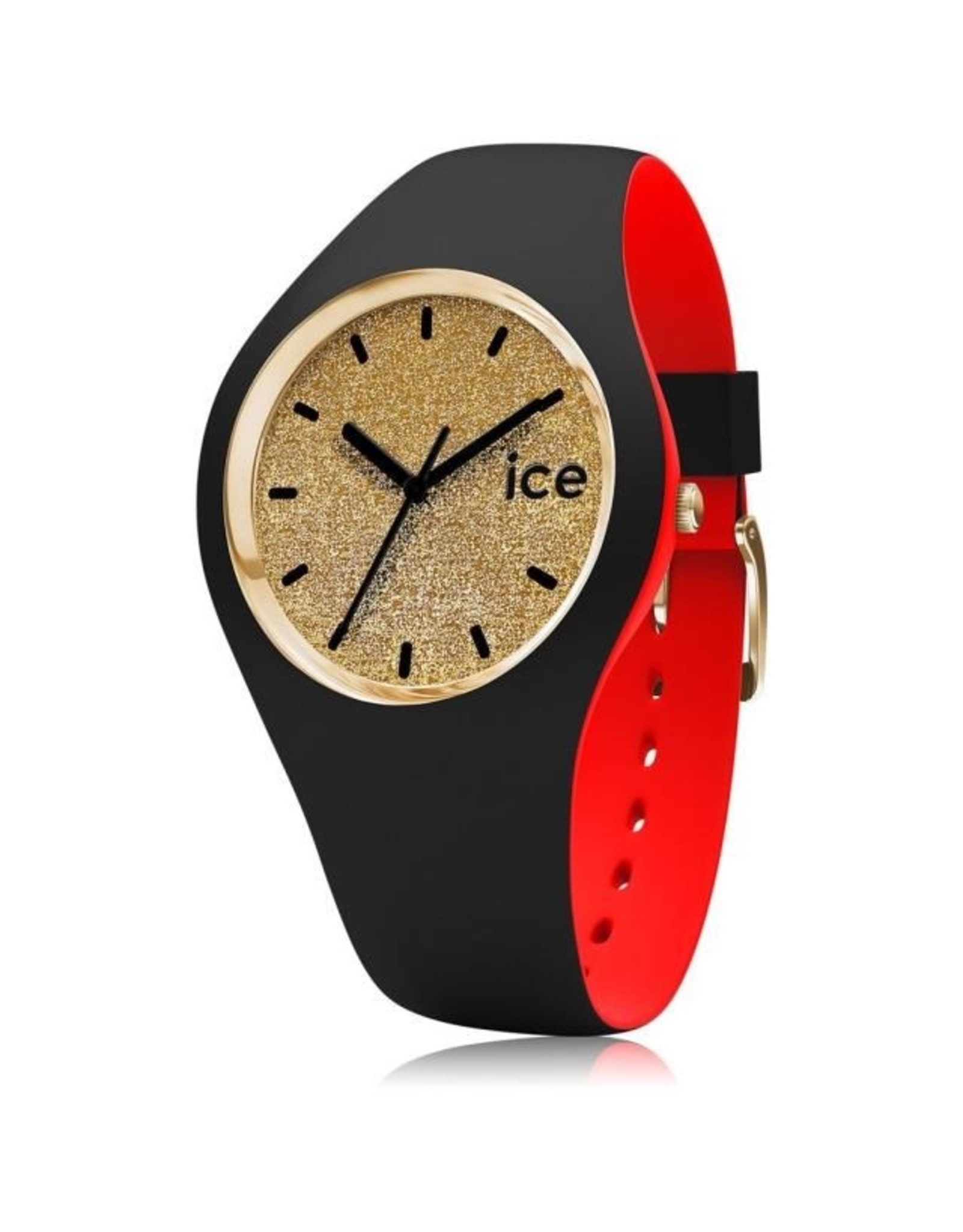 Ice Watch Ice Watch ICE Loulou Black Gold Small