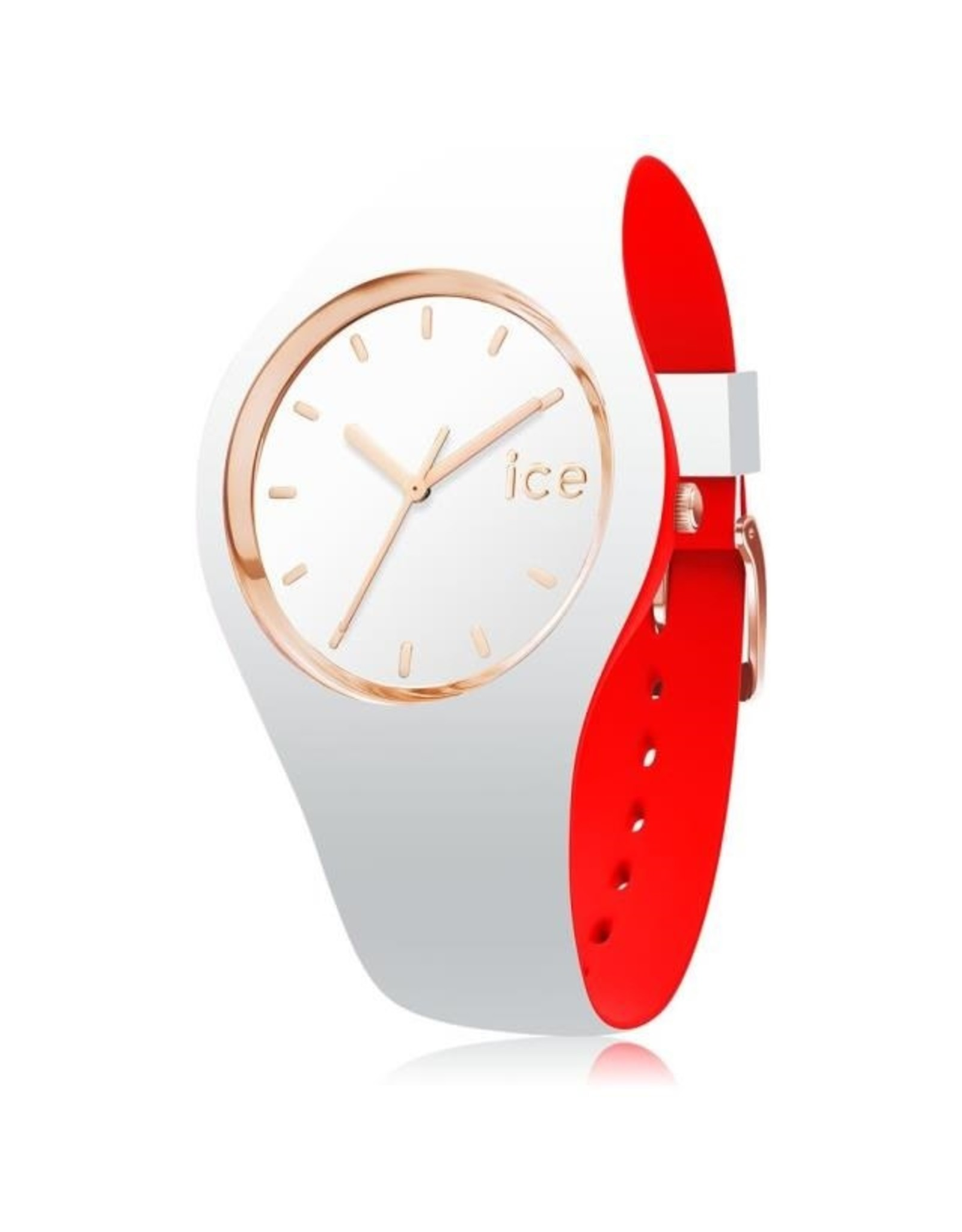 Ice Watch Ice Watch ICE Loulou White Rosé Small