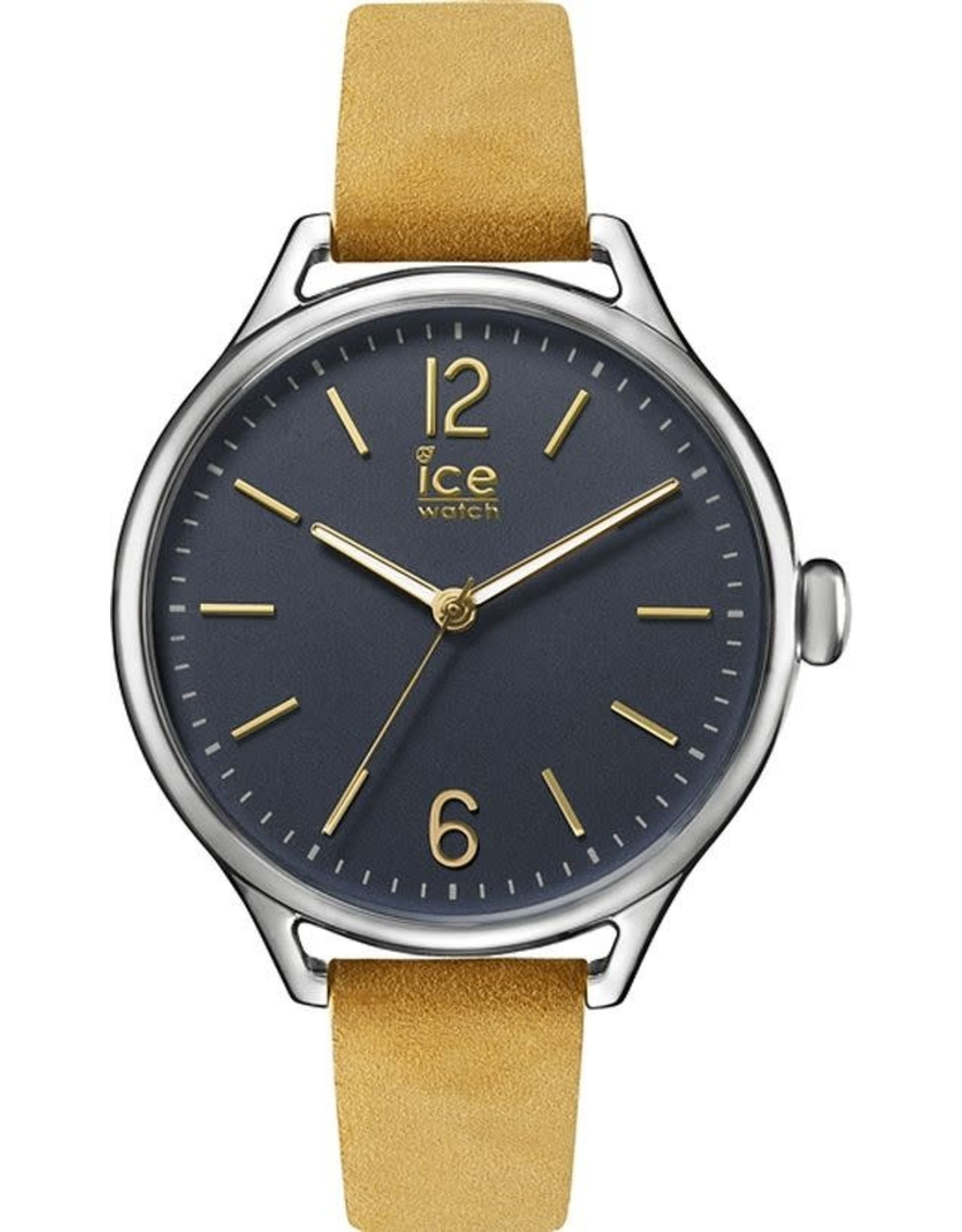 Ice Watch Ice Watch ICE Time Beige Blue Medium32 mm