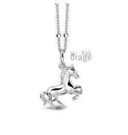 Orage Kids Halsketting  Orage Kids K1865 Paard Zilver