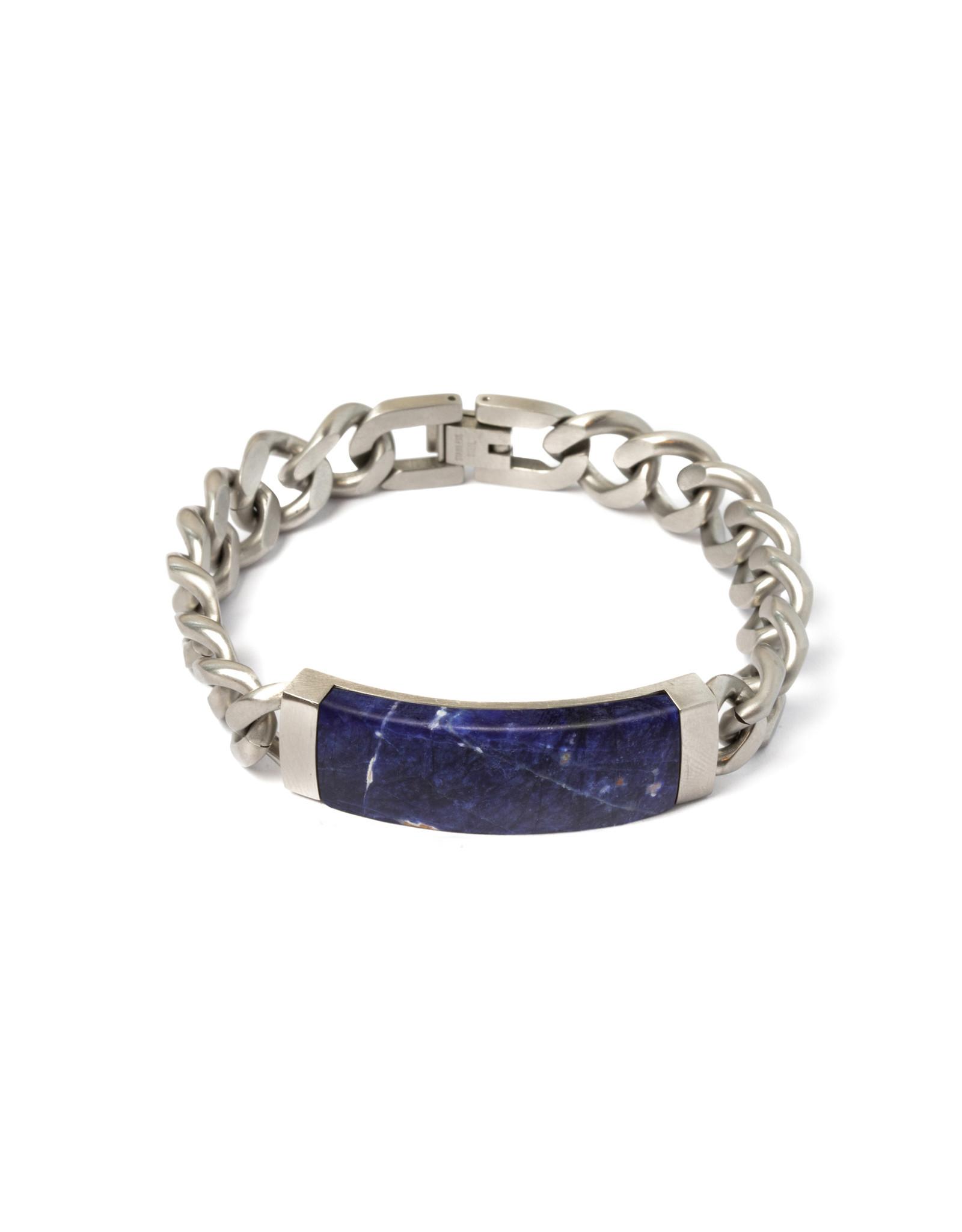 Gemini Armband Gemini SP12 SPARTA MAT BLUE