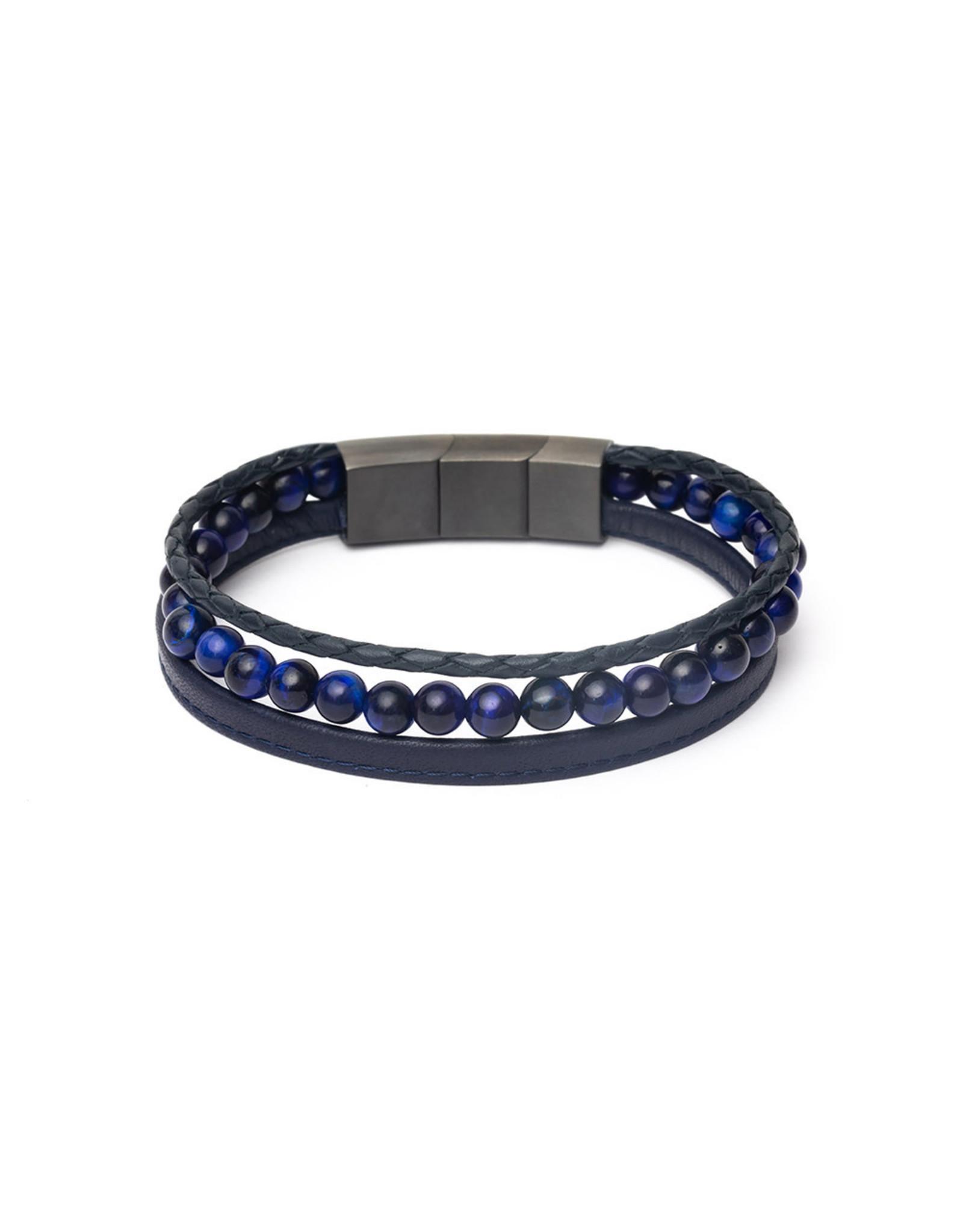 Gemini Armband Gemini TR3ML Olympus Triple Blue Medium-Large