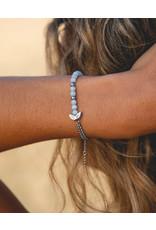 Didyma Armband Didyma CH1 Chania Blue Natural Aquamarine