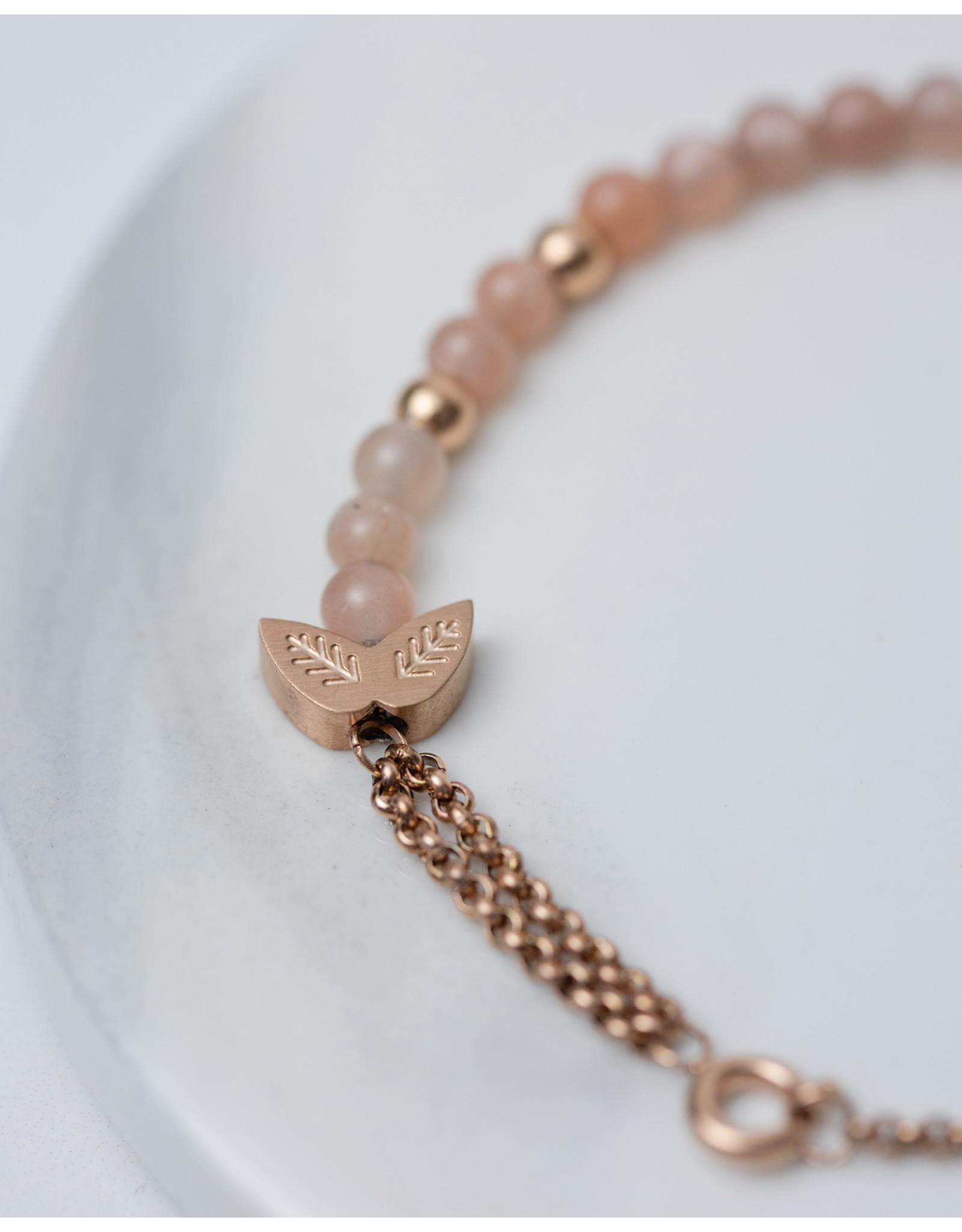 Didyma Armband Didyma CH2 Chania Pink Sunstone