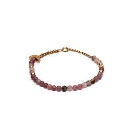Didyma Armband Didyma CH3 Chania Purple Lepidolite