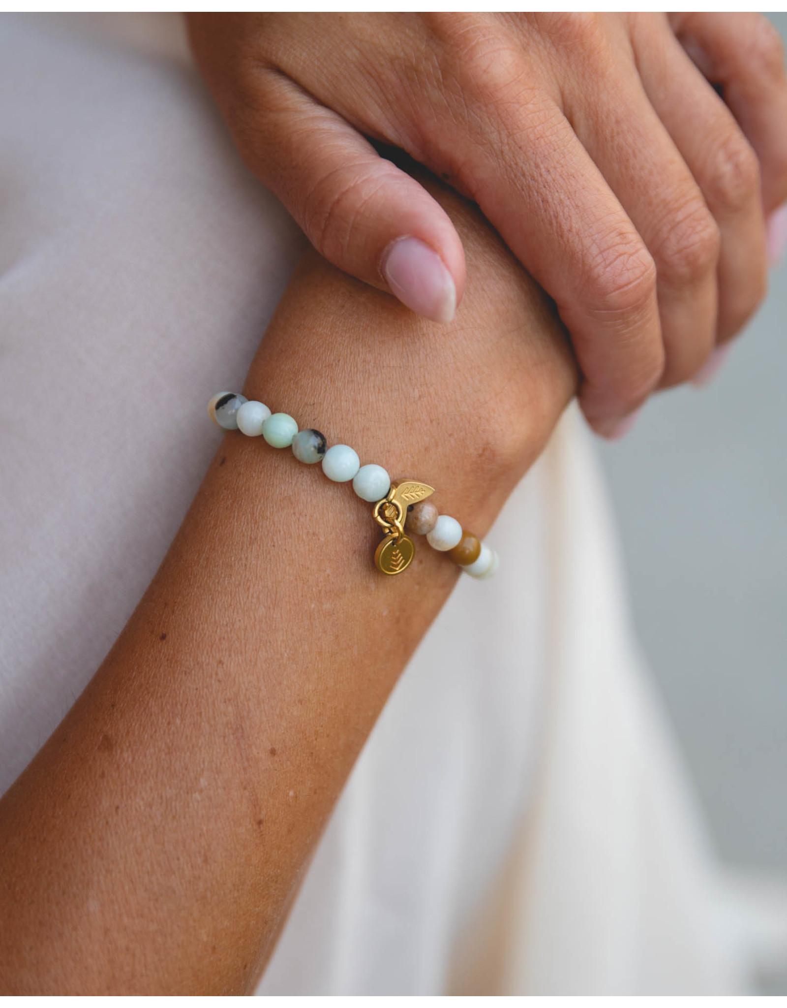 Didyma Armband Didyma NE5XS -NEA 3 Colours Amazonite