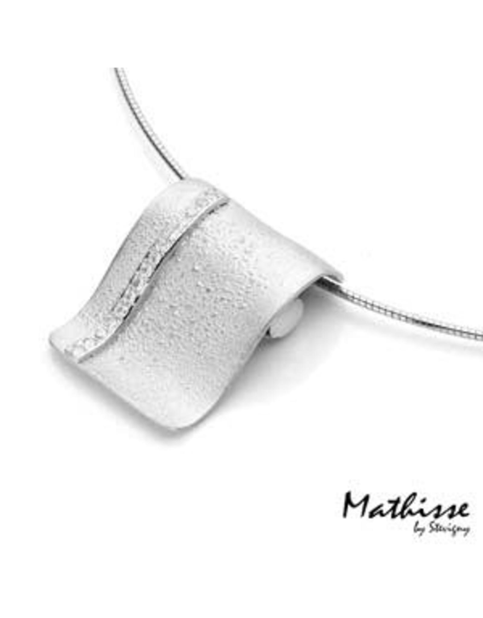 Mathisse by Stevigny Hanger Mathisse by Stevigny  Asjuweel Zilver C02