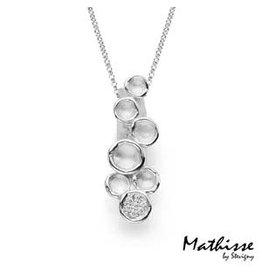 Mathisse by Stevigny Hanger Mathisse by Stevigny  Asjuweel Zilver C03
