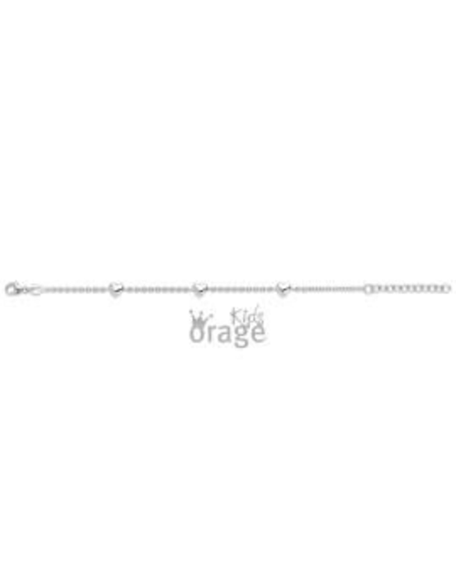 Orage Kids Armband Orage Kids K2032-K1957 Hart Zilver