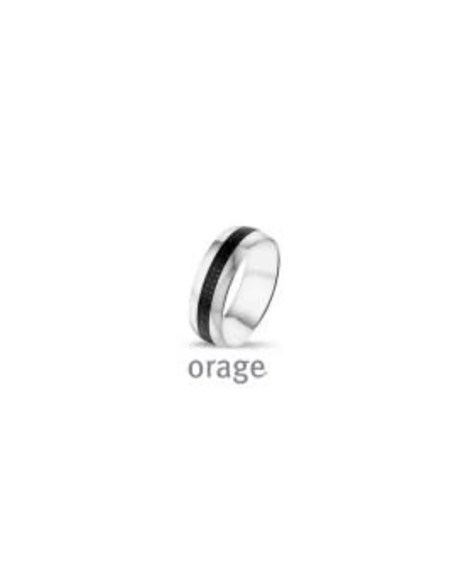 Orage Ring Staal Orage AP117