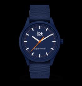 Ice Watch Ice Solar Power - Atlantic - Medium - Mesh Strap -018393
