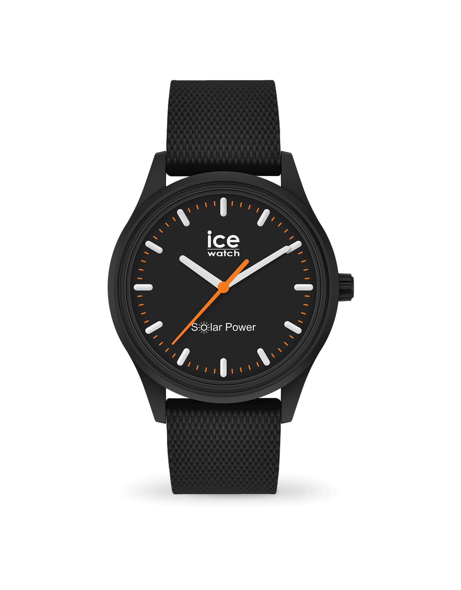 Ice Watch Ice Solar Power - Rock - Medium - Mesh strap - 018392
