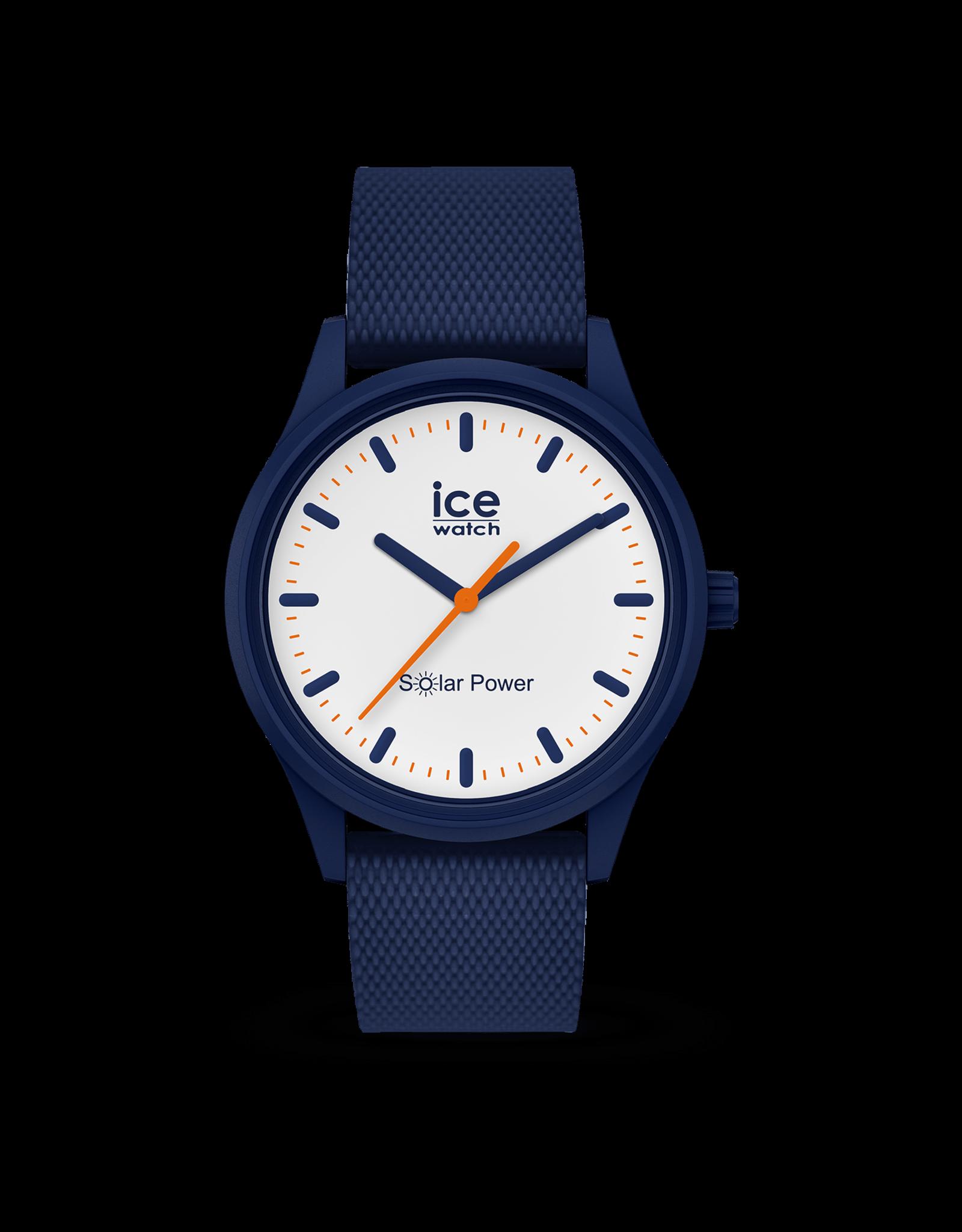 Ice Watch Ice Solar Power - Pacific - Medium - Mesh Strap - 018394