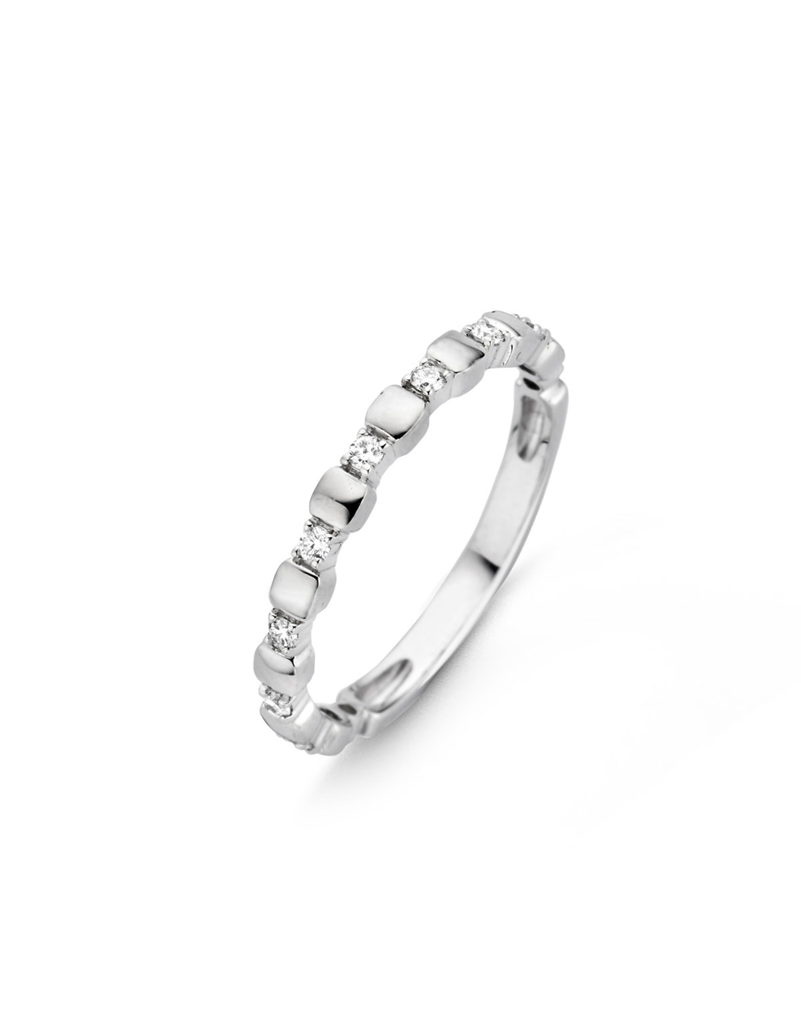 One More Ring Wit Goud 18kt 059143/A