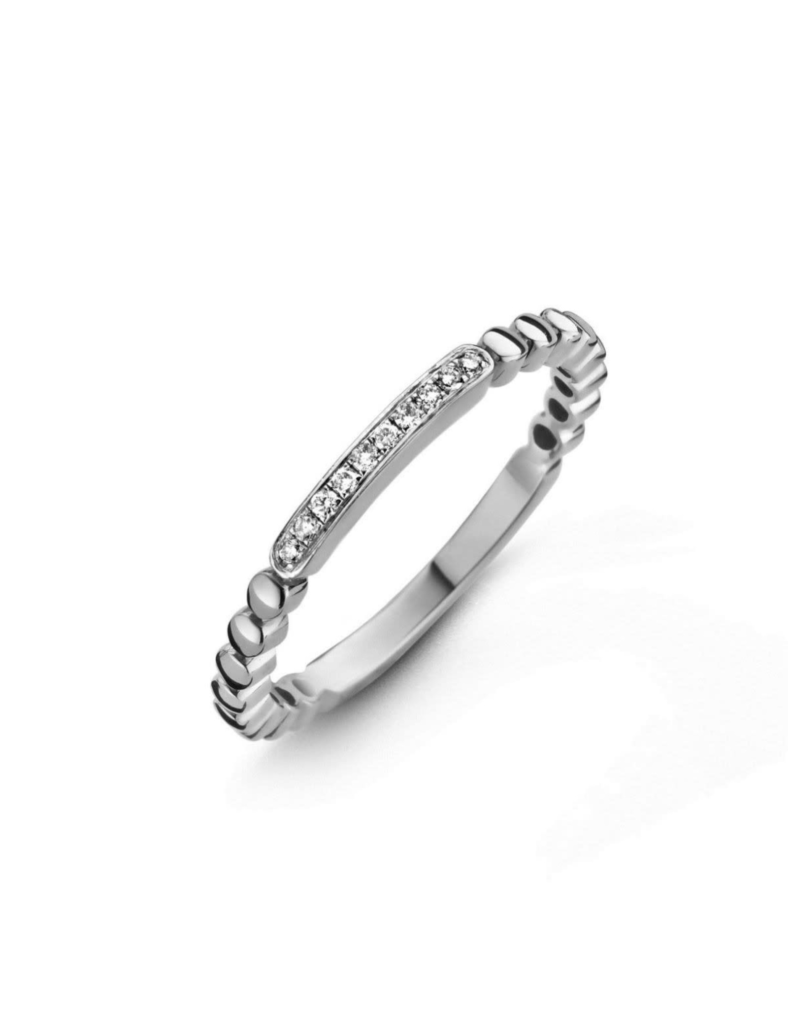 One More Ring Wit Goud 18kt 053649/A