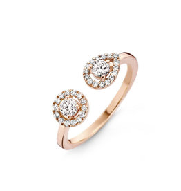 One More Ring Roos Goud 18kt 055762/A