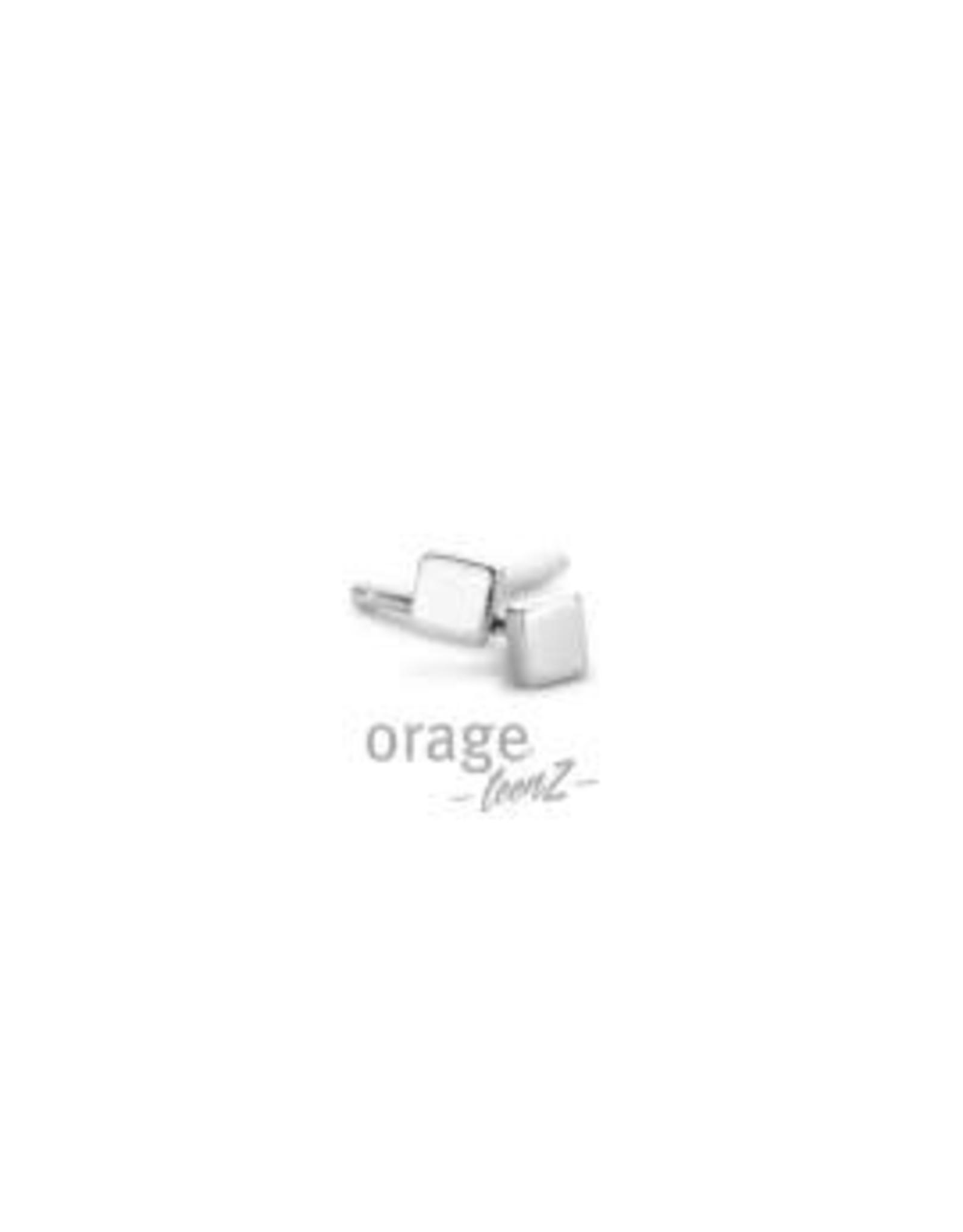 Orage Teenz Oorbellen Orage Zilver T336