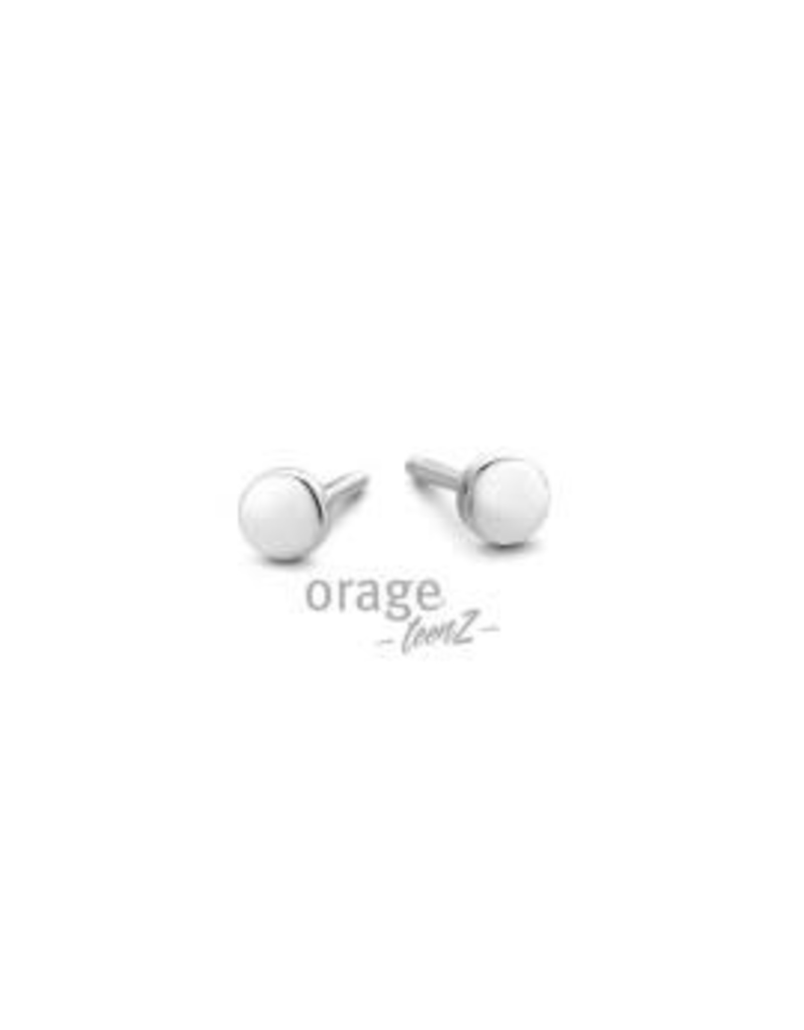 Orage Teenz Oorbellen Orage Zilver T341