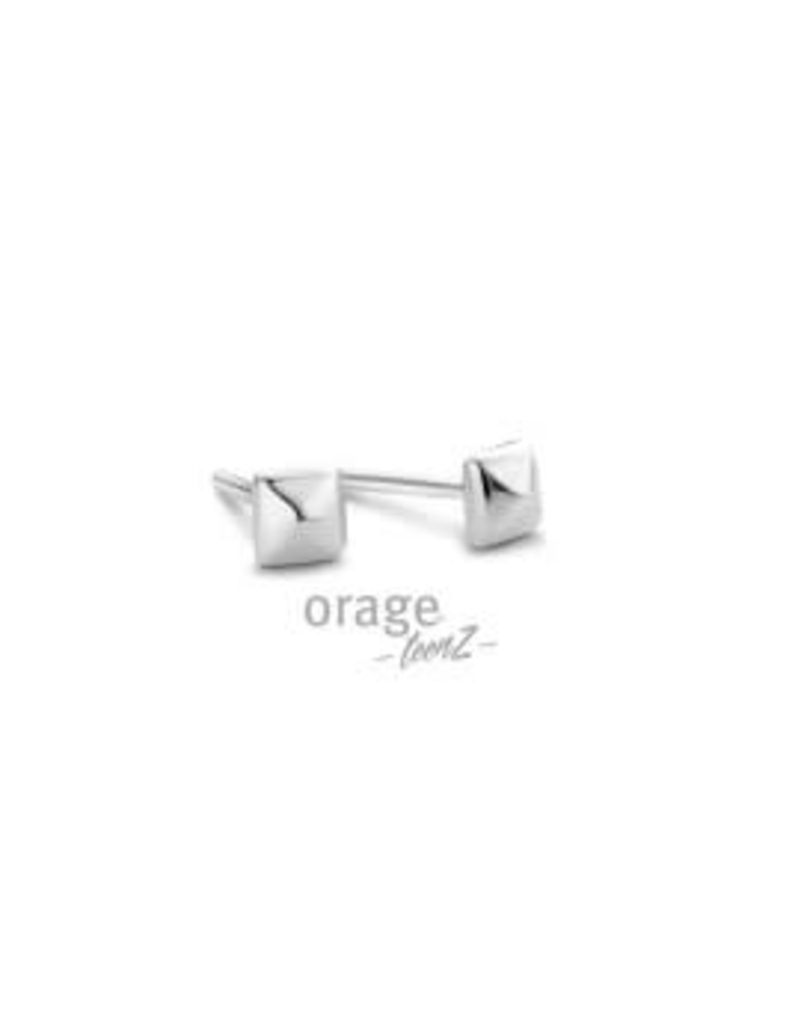 Orage Teenz Oorbellen Orage Zilver T335