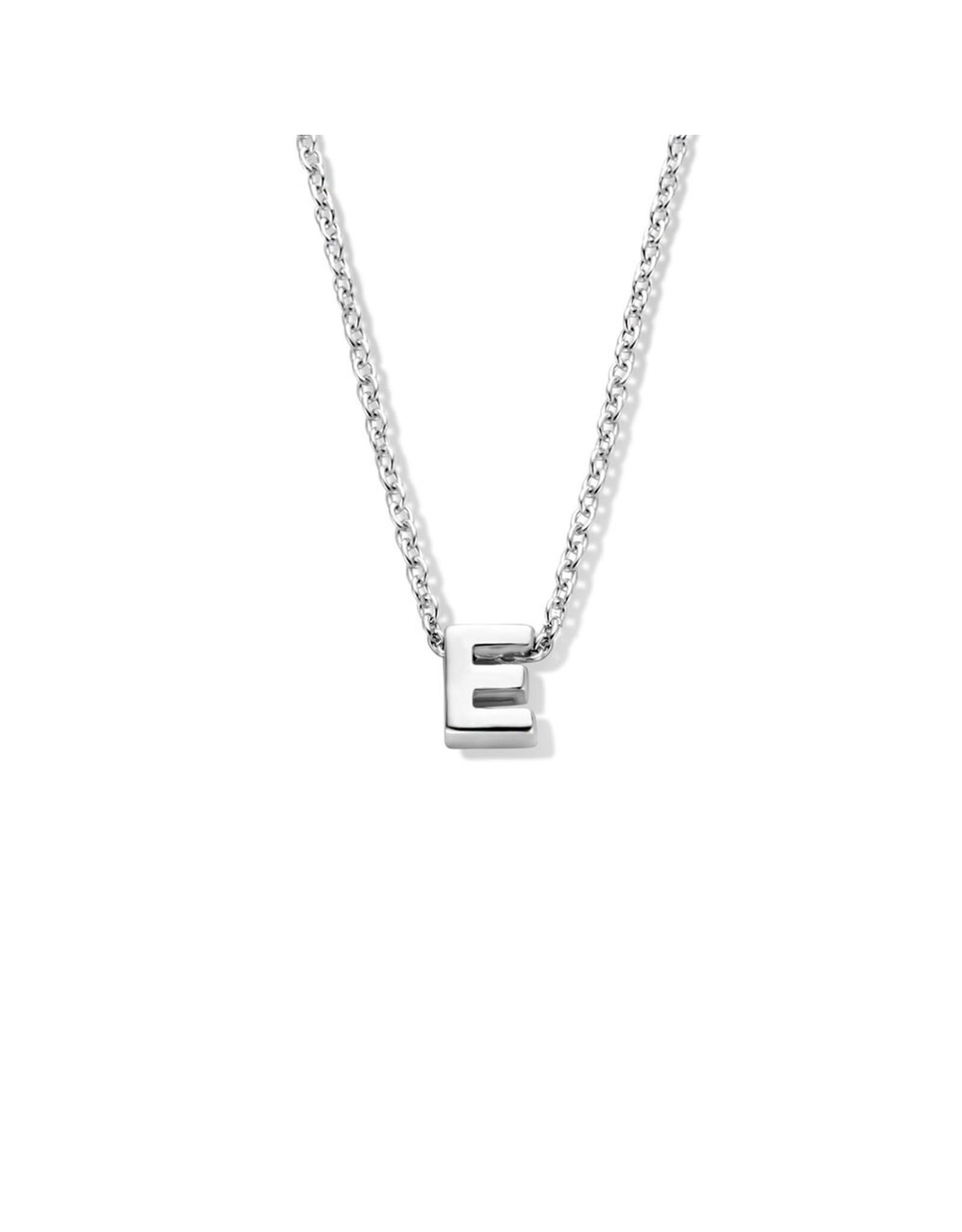 Orage Halsketting Orage AR201 Zilver Initiaal Letter