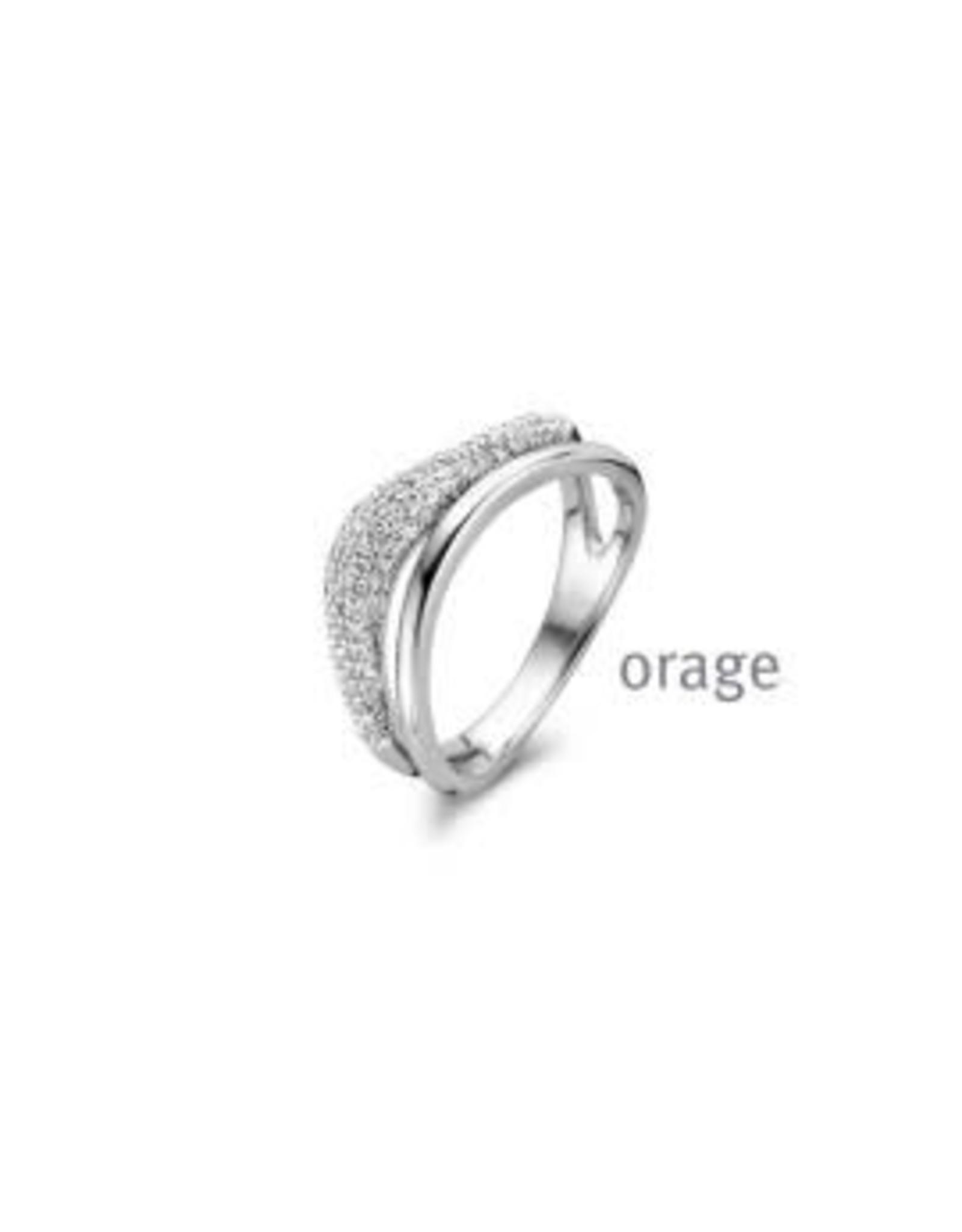 Orage Ring Orage AR167-54 Zilver Zirkonium