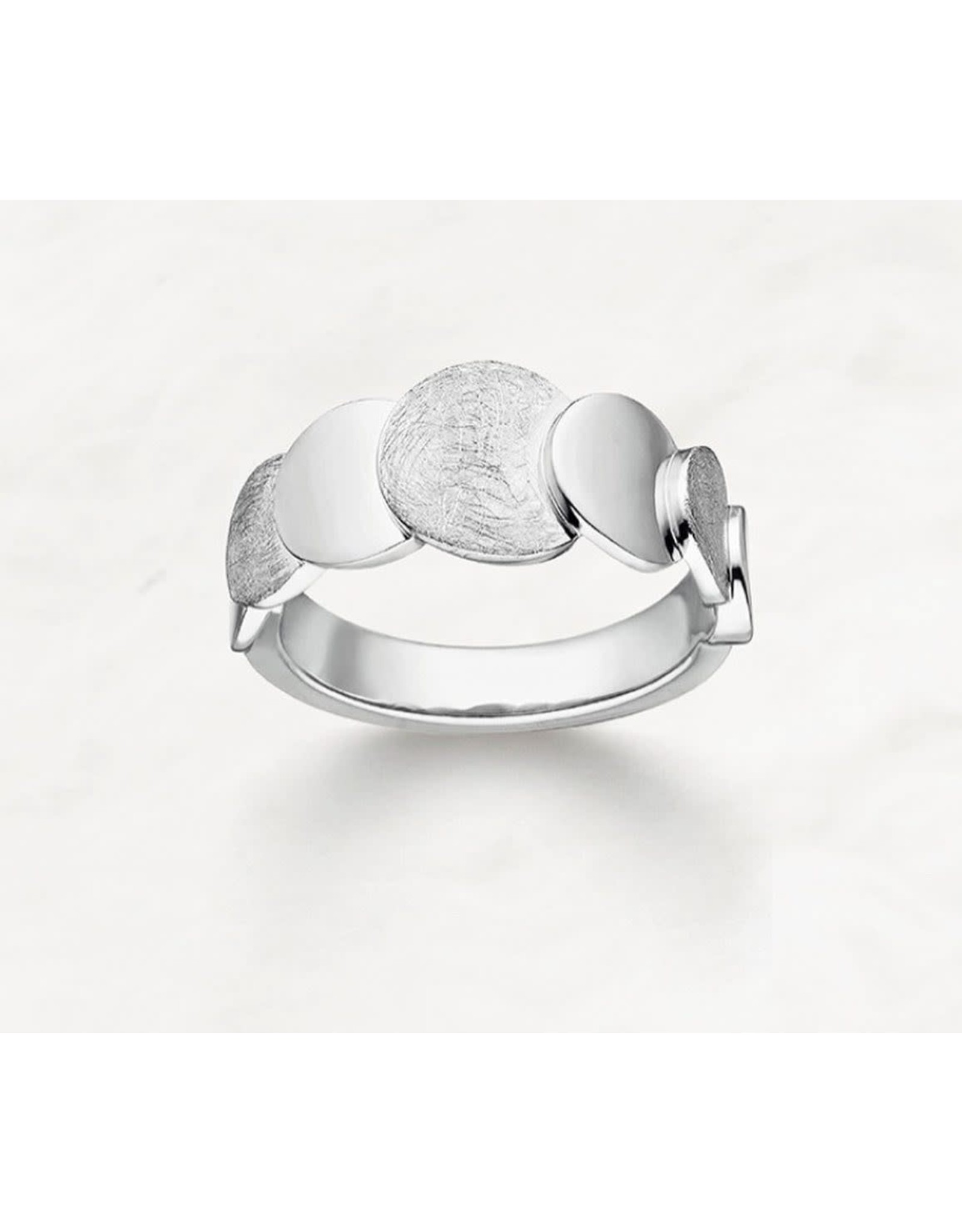 Viventy Ring Zilver Viventy 783761/56