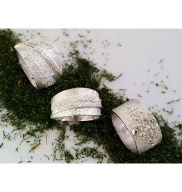 Mathisse by Stevigny Ring Mathisse by Stevigny R14/758-54 Zilver (ring uiterst rechts)