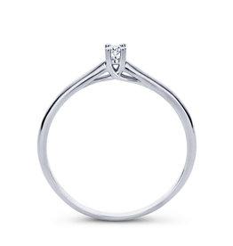 Miss Spring Ring  Allerliefste Noor Wit Goud 18kt Noor MSR530WG