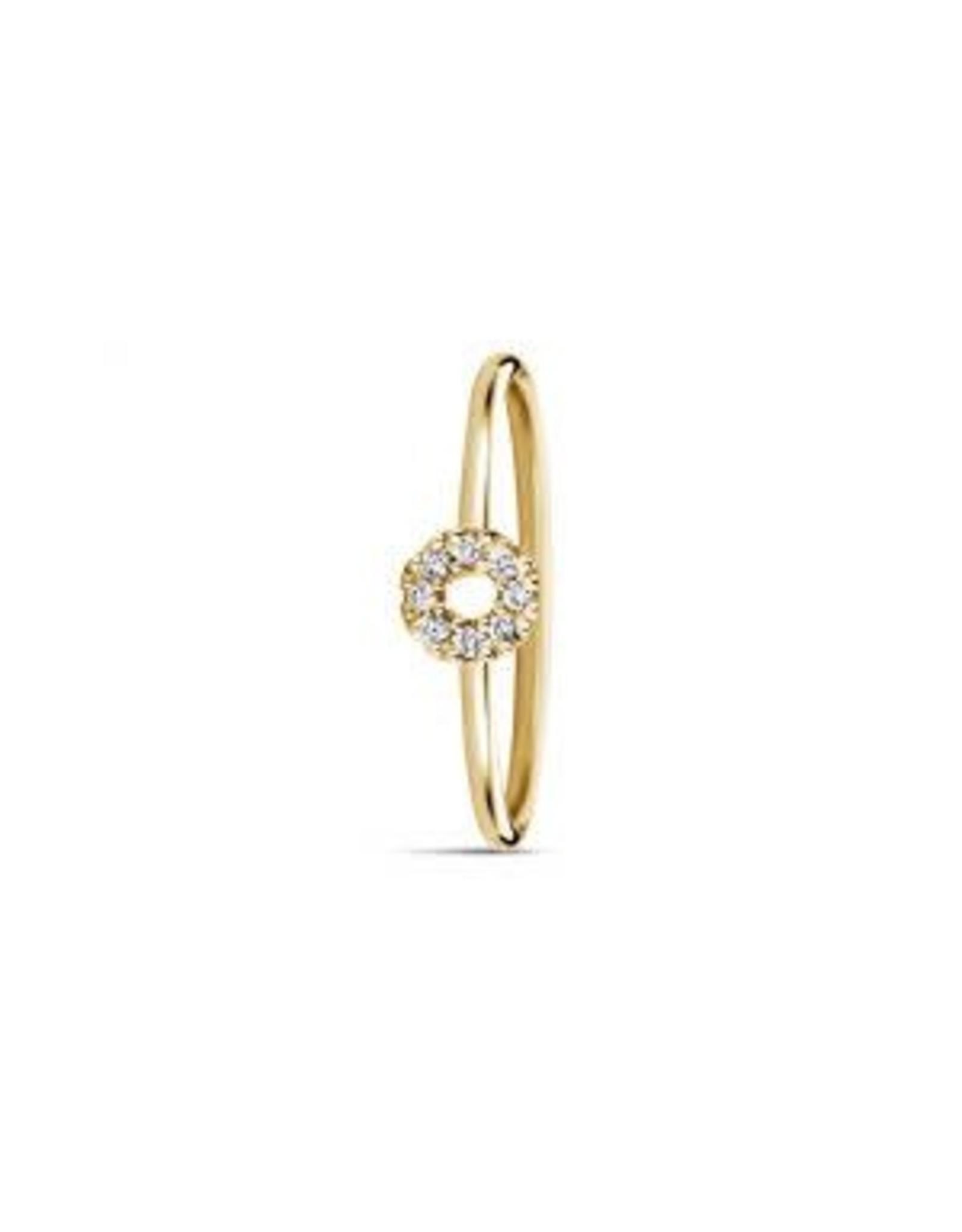 Miss Spring Ring Geel Goud 18kt MSR645GG-DI
