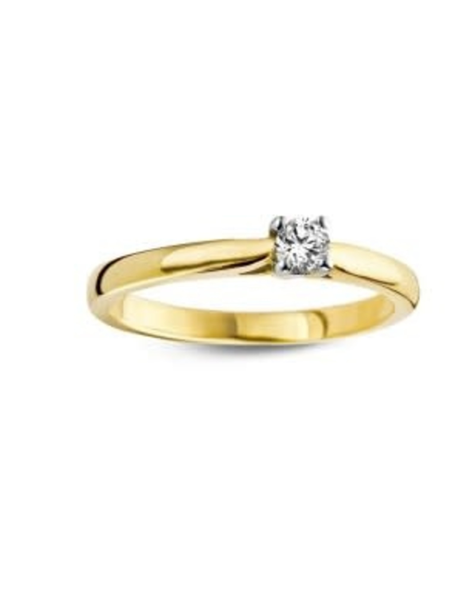 Ring Roos Goud 18kt GR3376RB