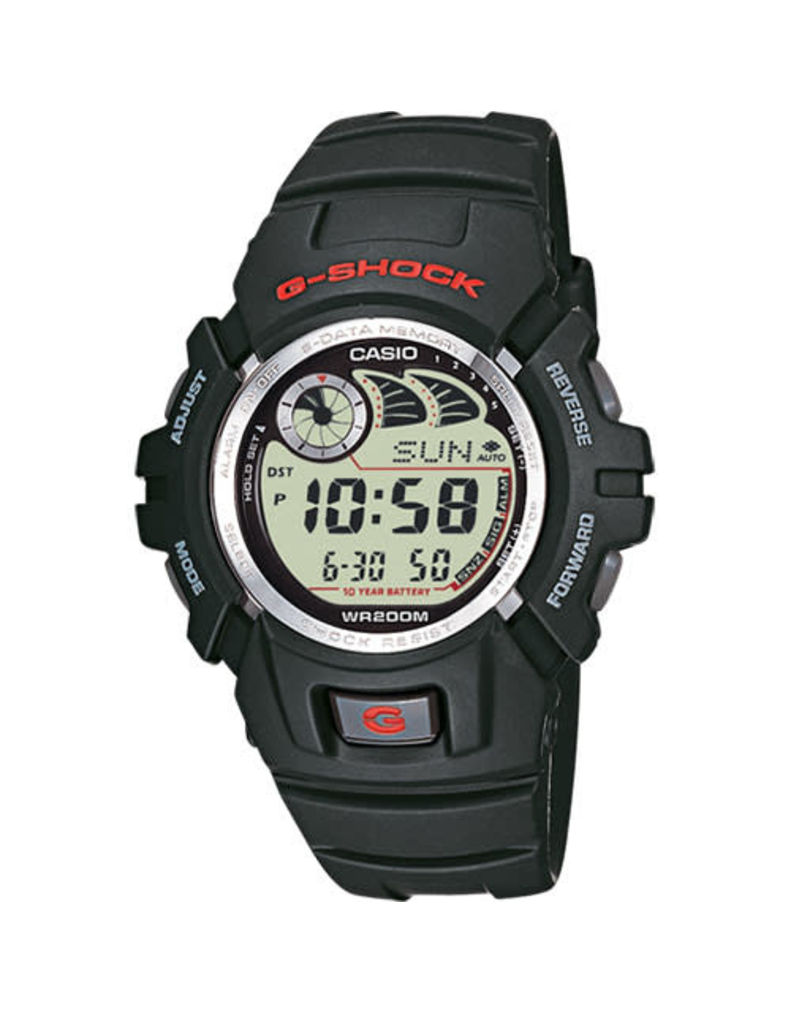 Casio Casio G-Shock G-2900F-1VER