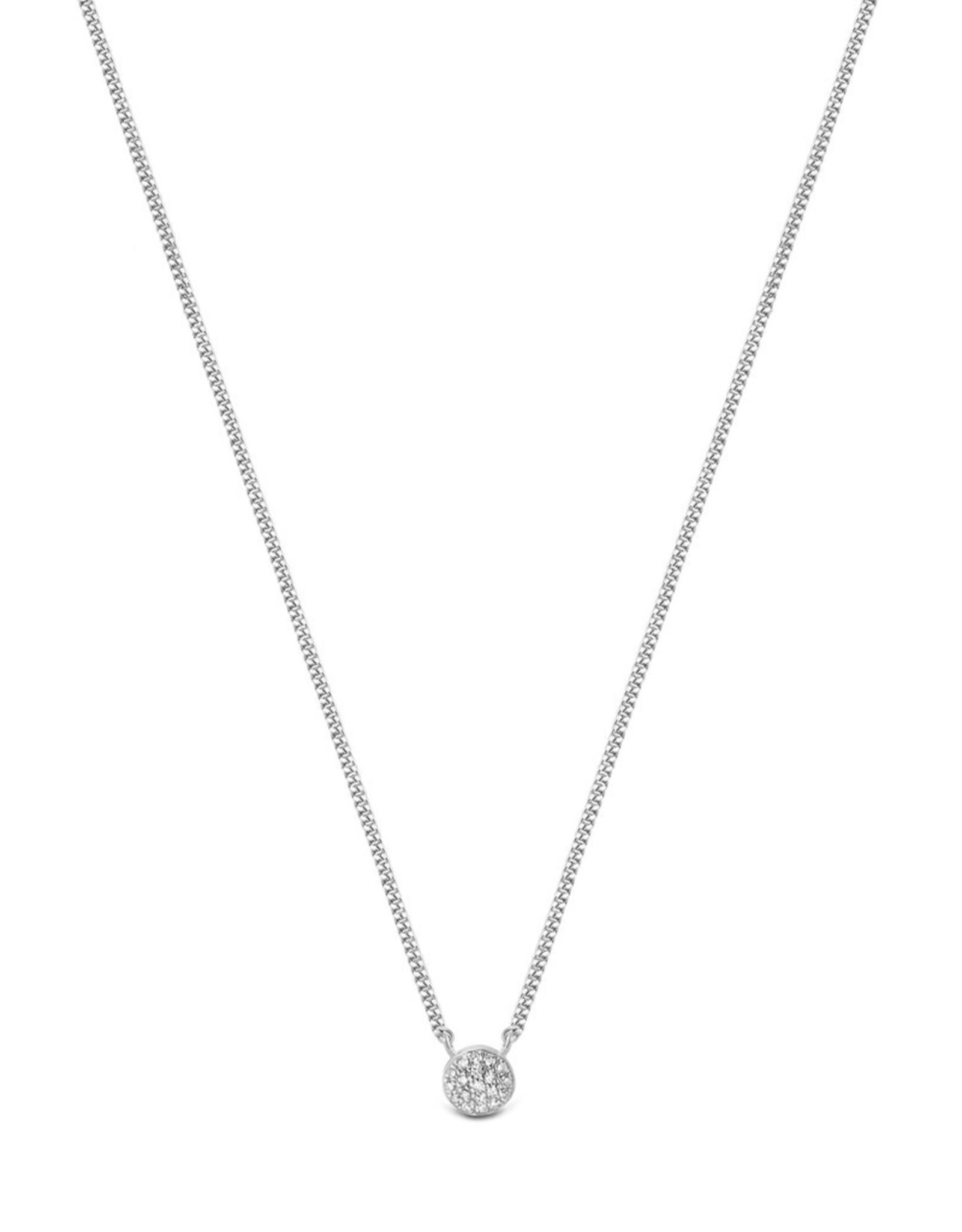 Diamanti Per Tutti Galaxy Necklace - Zilver Briljant