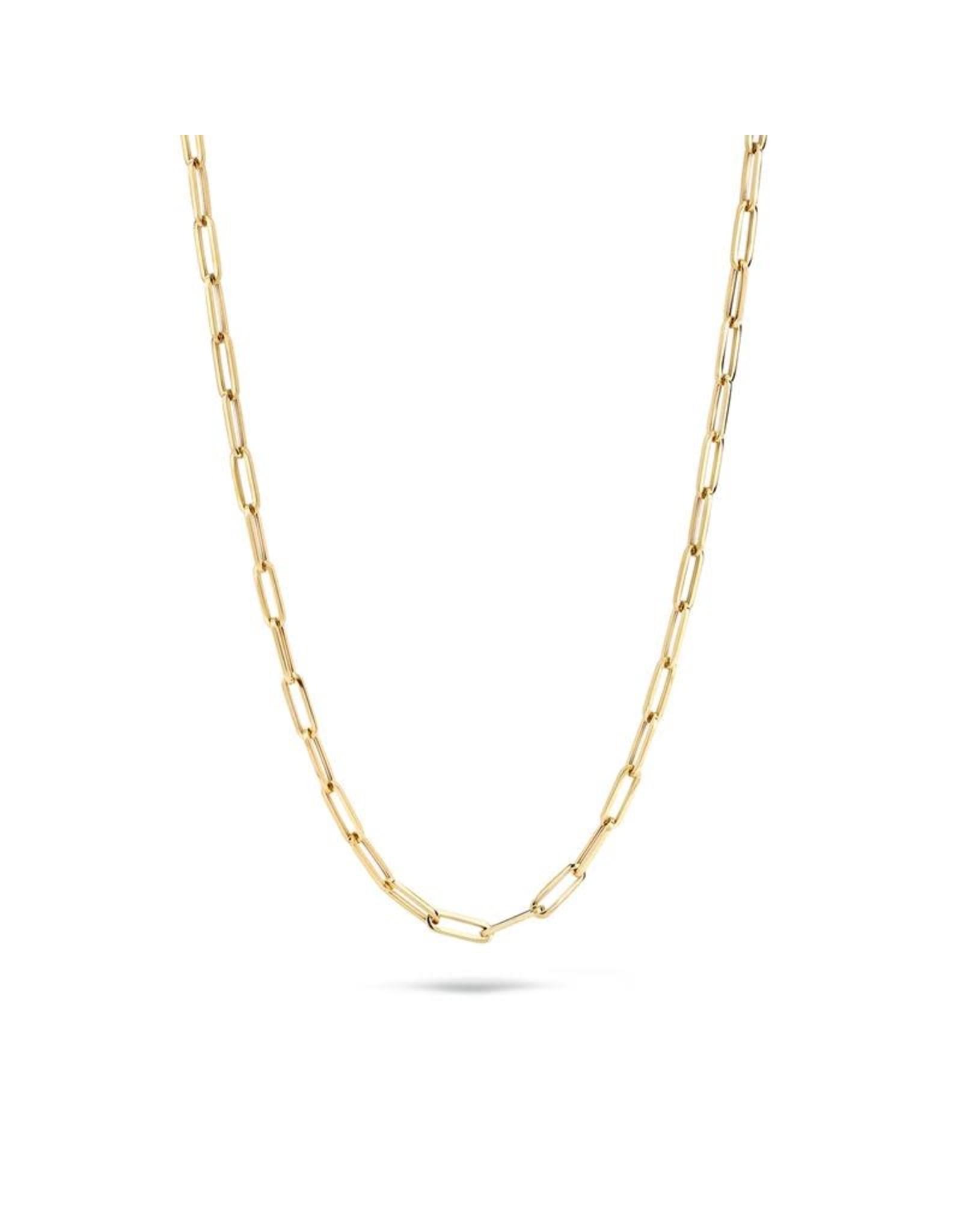 Blush Halsketting geel goud 14kt 3101YGO