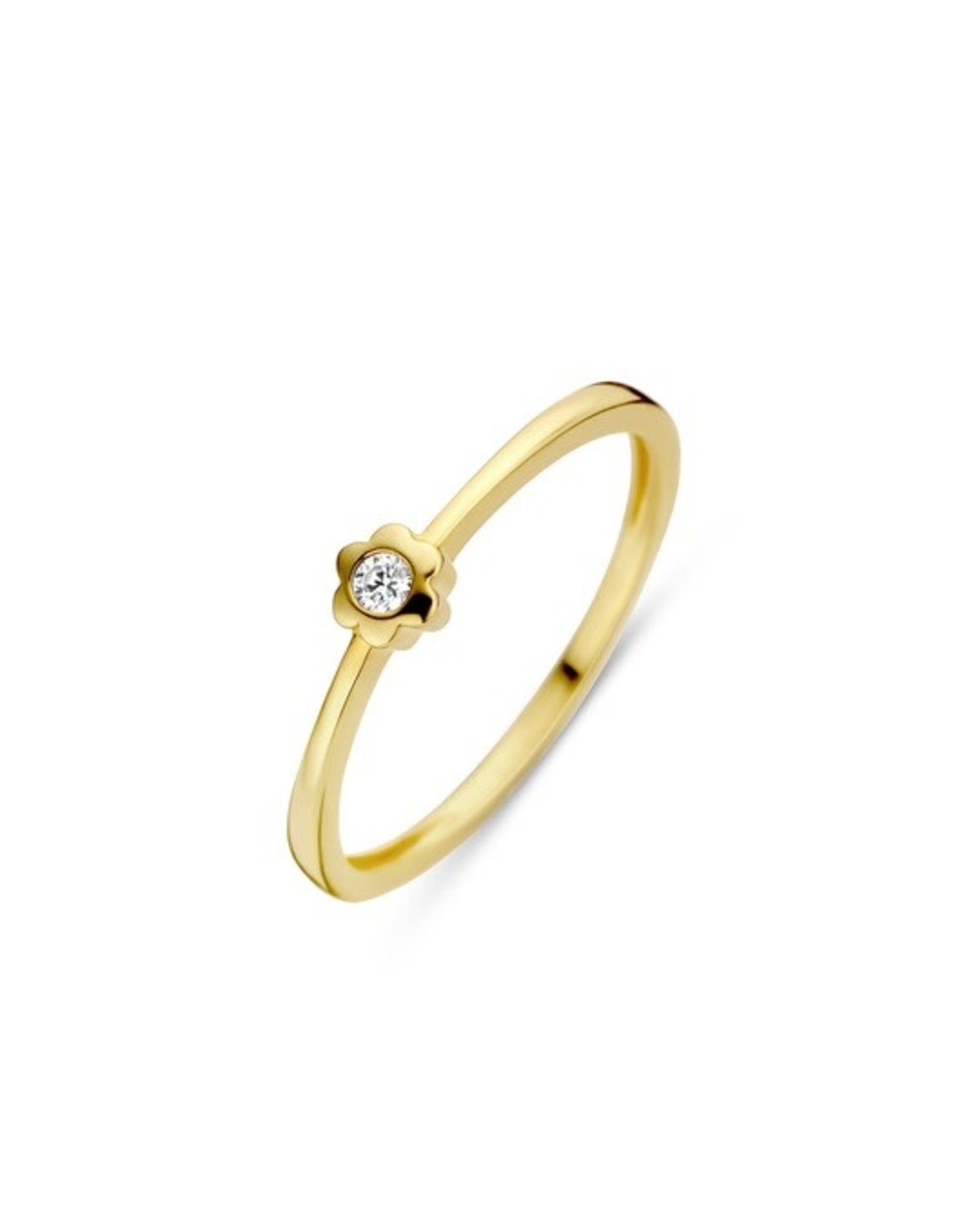 Ring Naiomy Moments B0M04 Zilver Verguld