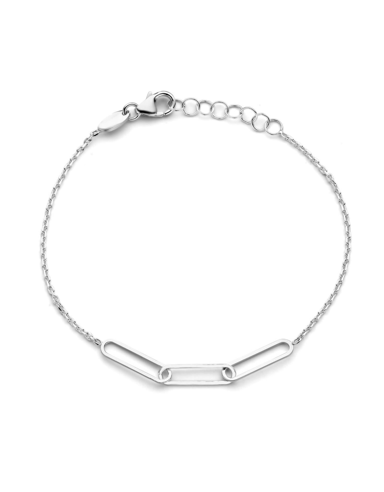 Armband Naiomy Moments B1C08 Zilver