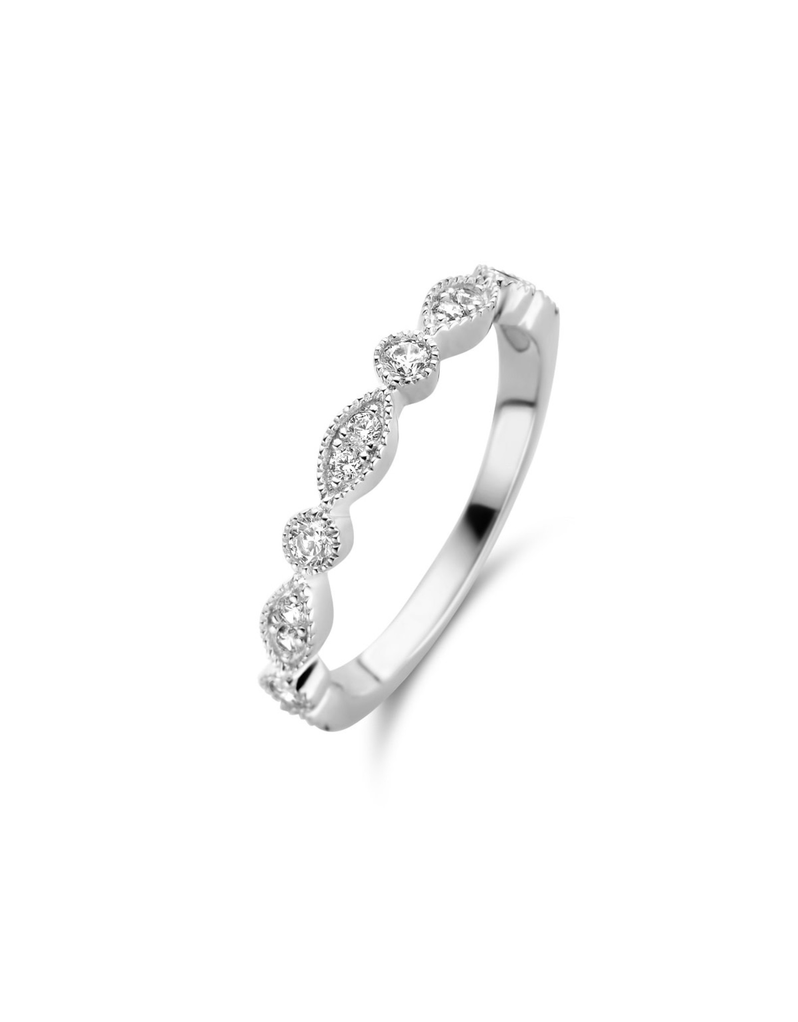 Ring Naiomy Moments B1F01 Zilver