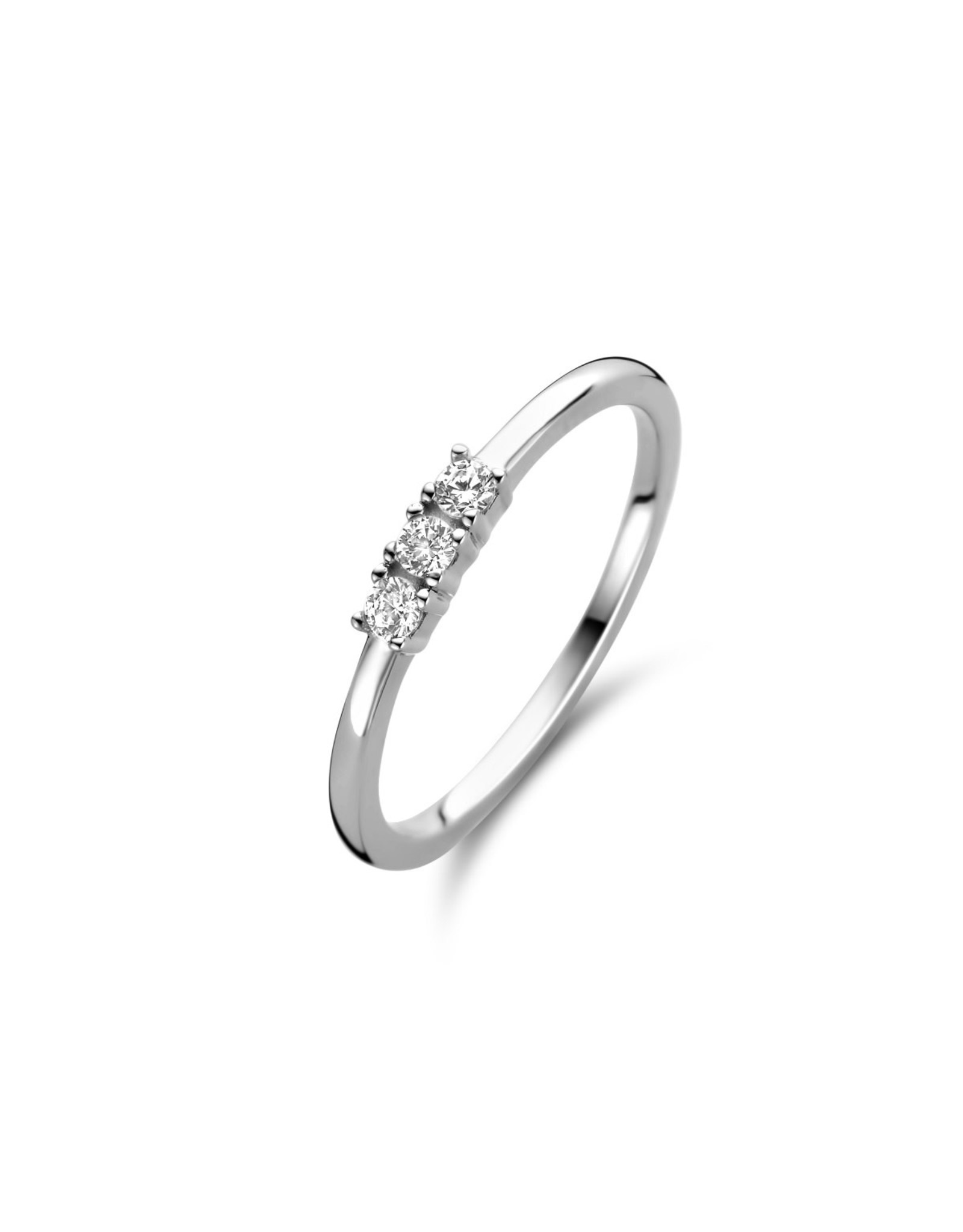 Ring Naiomy Moments B1H13 Zilver