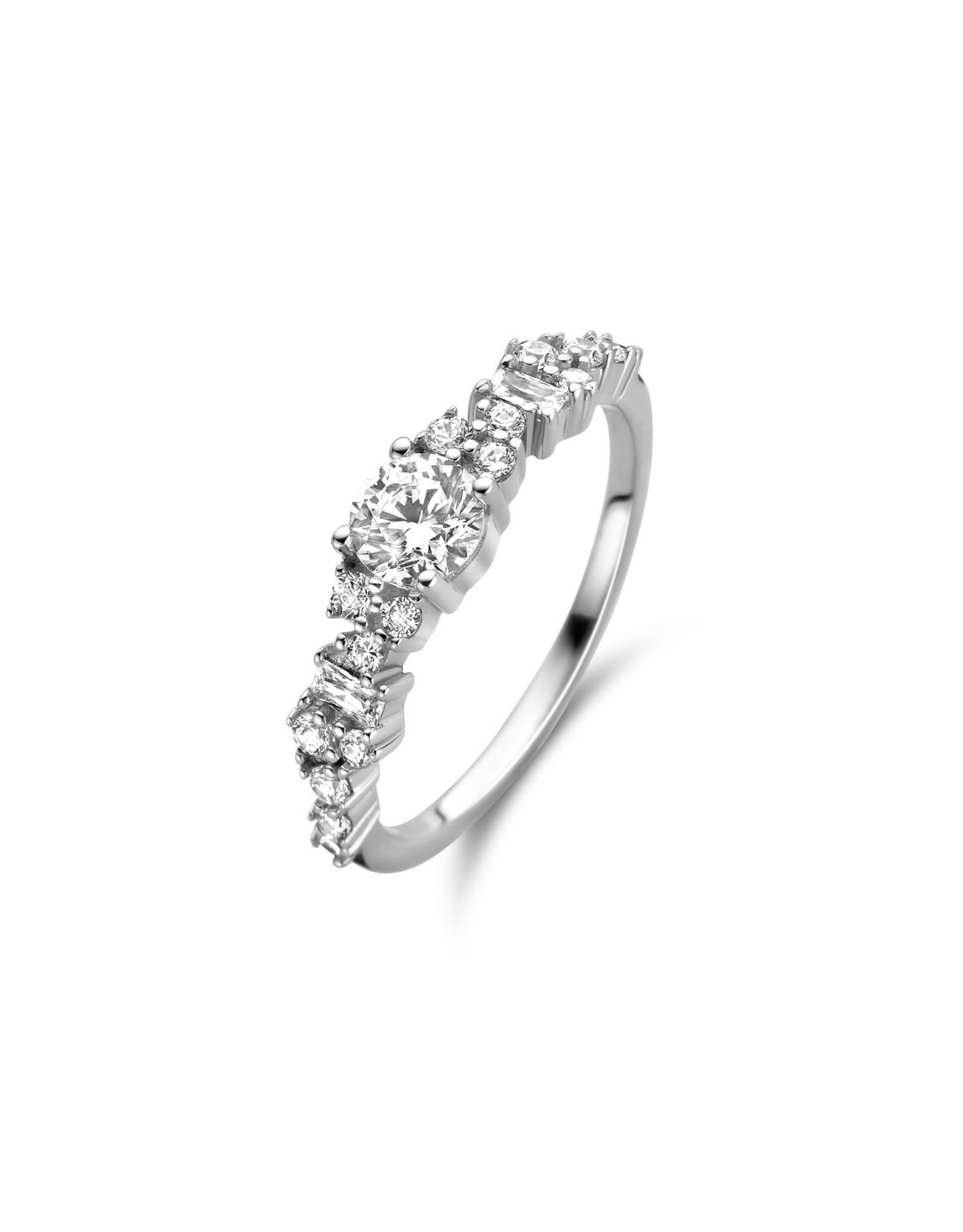 Ring Naiomy Moments B1I01 Zilver