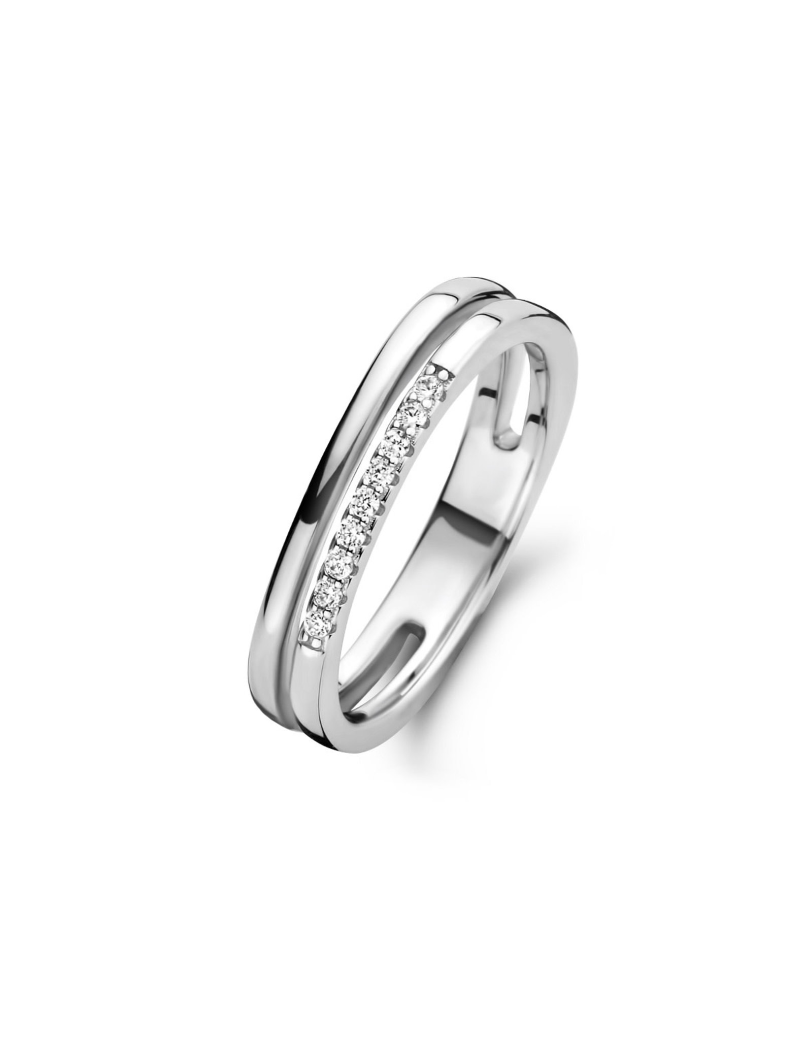 Ring Naiomy N1G51 Zilver