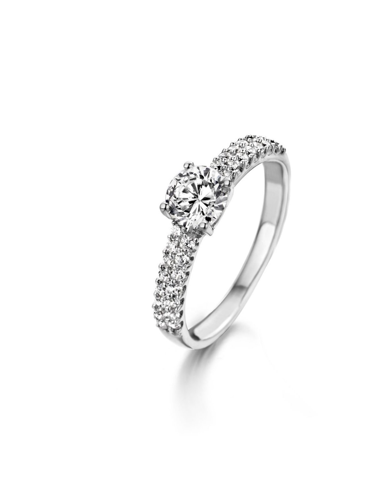 Ring Naiomy N3A15 Zilver