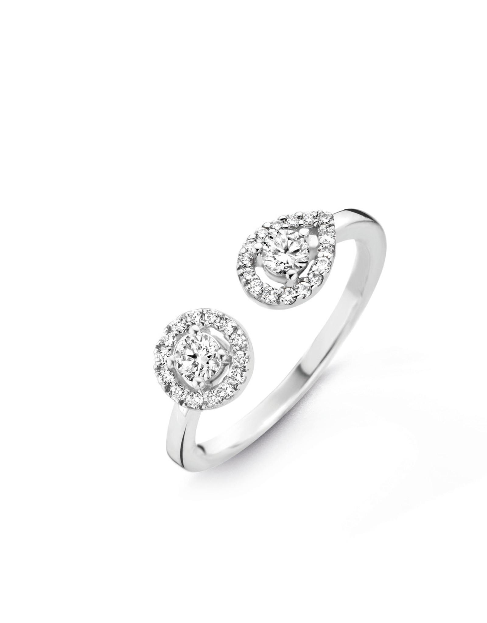 One More Ring Wit Goud 18kt 055778/A briljant