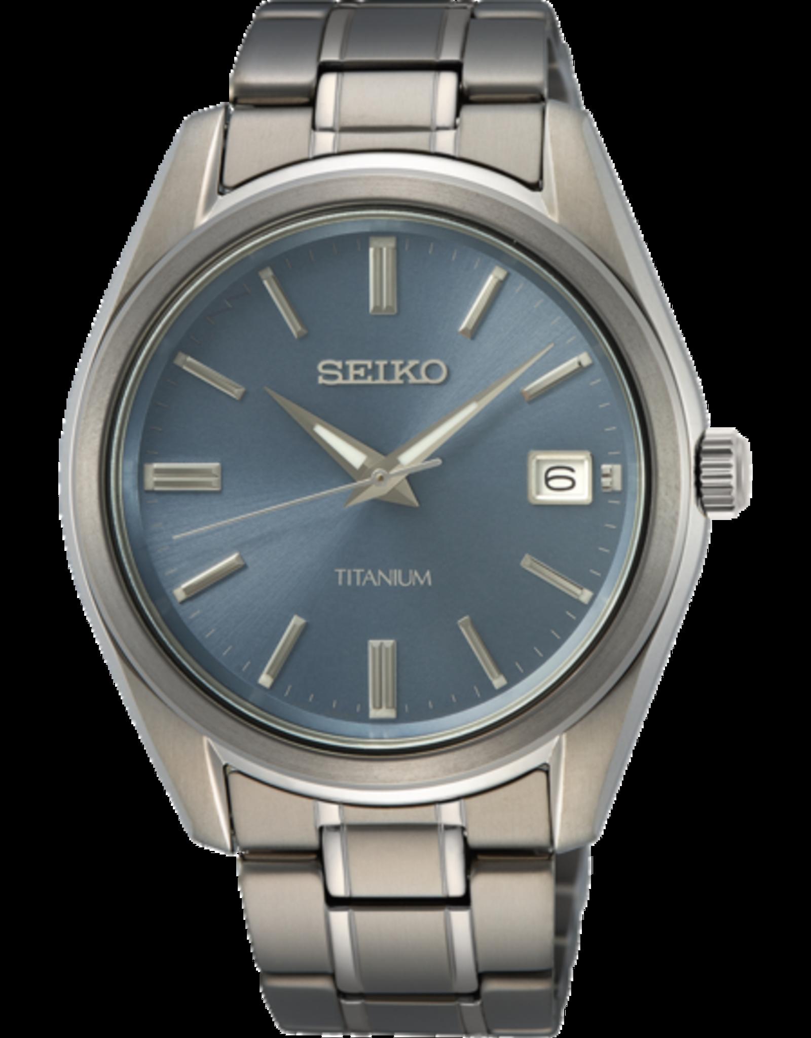Seiko Seiko Heren Titanium SUR371P1